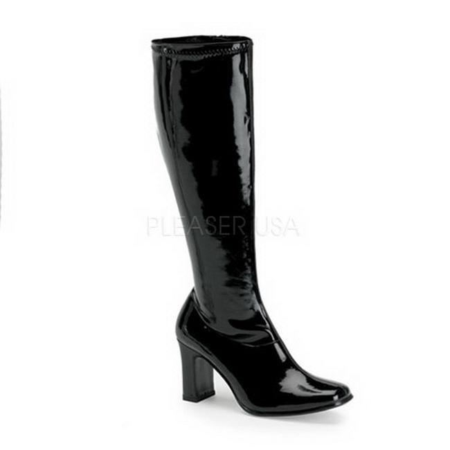 KIKI-350 botas de mujer negros talla 39 - 40