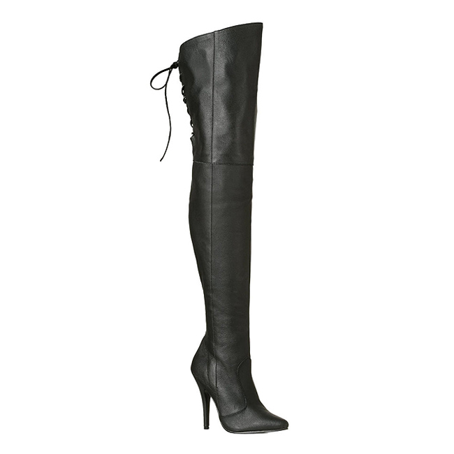 LEGEND-8899 botas altas para hombres piel talla 44 - 45