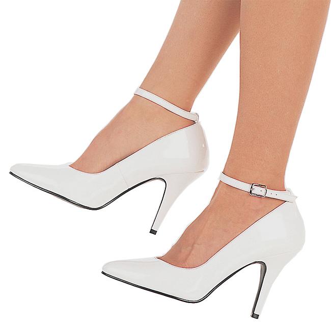 VANITY-431 zapatos de mujer para hombres blanco talla 44 - 45
