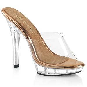 Gold Rosee 13 cm LIP-101 zapatos bikini competicion y bikini fitness