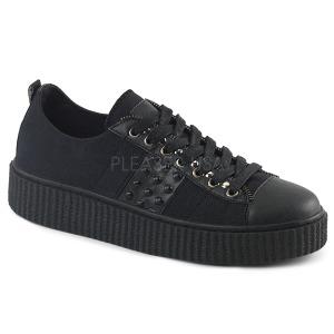 Lona 4 cm SNEEKER-107 Zapatos sneakers creepers hombres