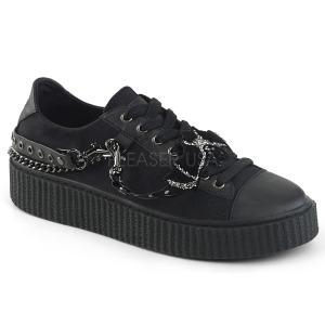 Lona 4 cm SNEEKER-112 Zapatos sneakers creepers hombres