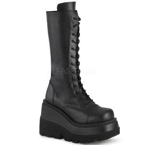 Polipiel 11,5 cm SHAKER-72 botas plataforma góticos
