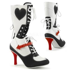 Polipiel 9,5 cm REFEREE-200 botas cosplay mujeres