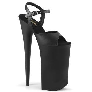 Vegano 25,5 cm BEYOND-009 zapatos de plataforma extremos - tacones extremos