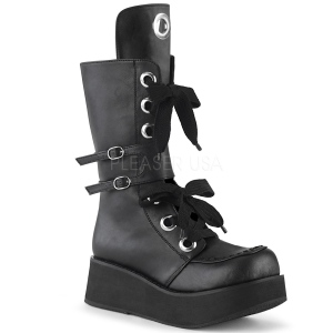 Vegano 5,5 cm SPRITE-210 botas demonia plataforma
