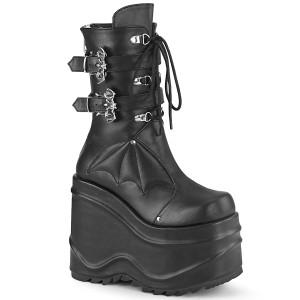 Veganos 15 cm WAVE-150 demonia botas en cuña