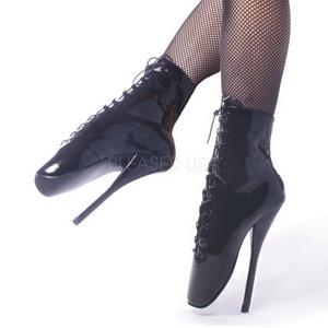 Vinilo 18 cm BALLET-1020 cortas botines fetiche ballet