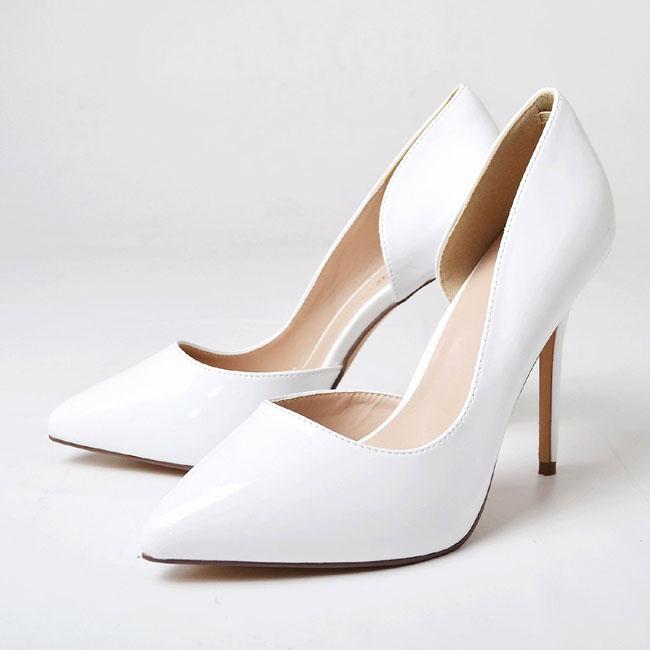Zapatos blancos oficinas para mujer pagJp9Y