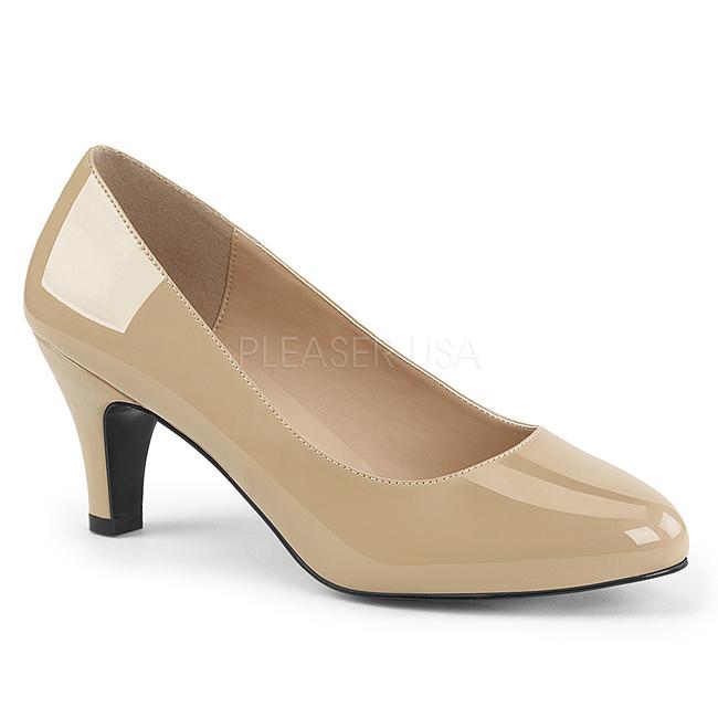 Cm Para Divine Zapatos Beige 420w Negro De Salón Hombres 8 Rj45AL