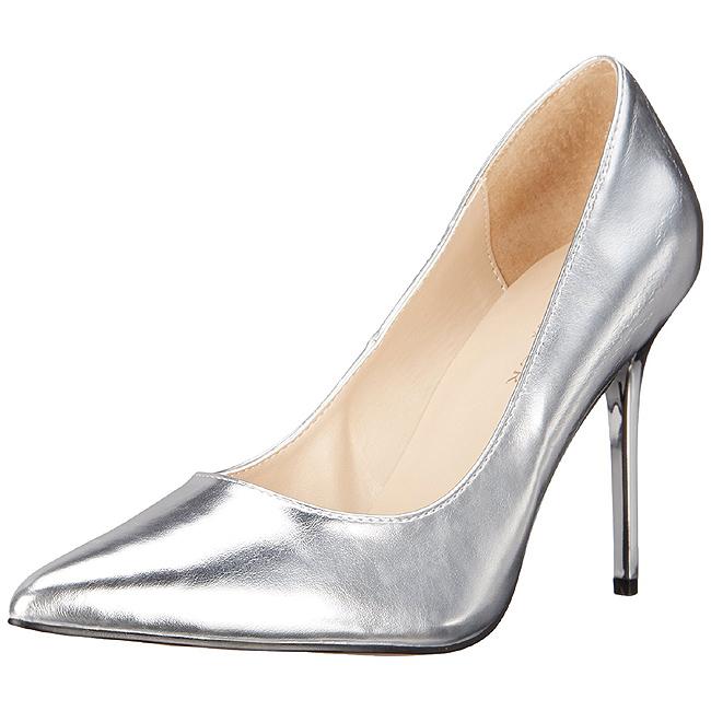 92bafb094ec0d Plata Mate CLAS20 SMPU PLEASER calzado femeninos Tallas Grandes ...