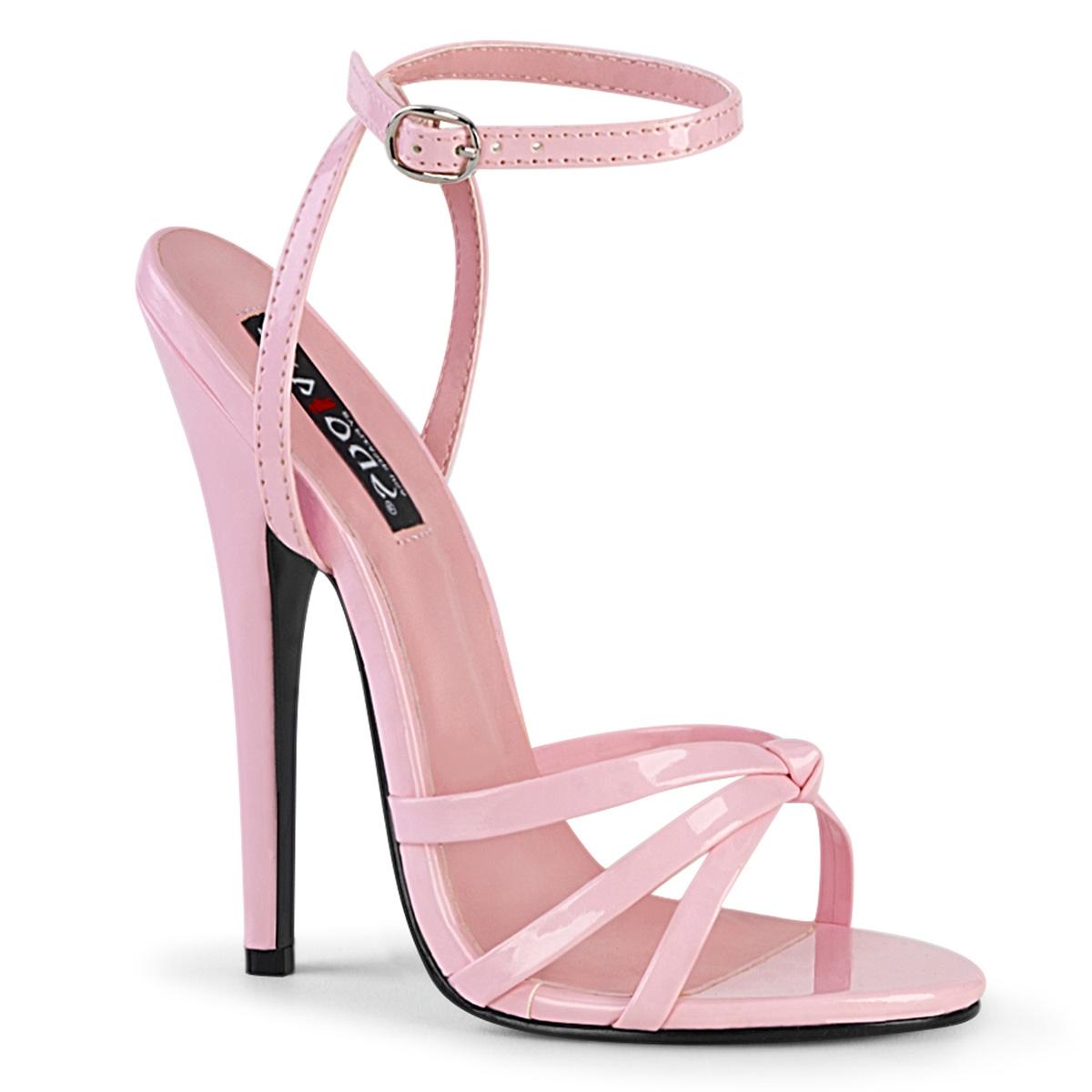Zapatos Tacones 15 Cm 108 Domina Altos Fetiche Rosa Con PuOZkXi