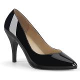 Charol 10 cm DREAM-420W zapatos de salón pies anchos hombre