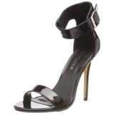 Charol 13 cm AMUSE-10 Zapatos para travestis