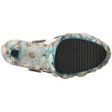 Concha 18 cm SKY-308MERMD Zapatos de Tacón Alto