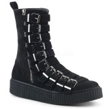 Gamuza 4 cm SNEEKER-315 Zapatos sneakers creepers hombres