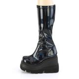 Holograma 11,5 cm SHAKER-65 demonia botas en cuña