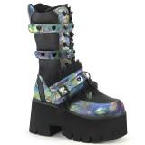 Holograma 9 cm ASHES-120 botas cyberpunk plataforma