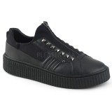 Lona 4 cm SNEEKER-125 Zapatos sneakers creepers hombres