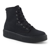Lona 4 cm SNEEKER-201 Zapatos sneakers creepers hombres