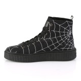 Lona 4 cm SNEEKER-250 Zapatos sneakers creepers hombres