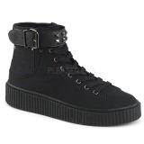 Lona 4 cm SNEEKER-255 Zapatos sneakers creepers hombres