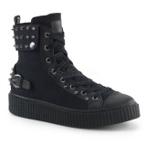 Lona 4 cm SNEEKER-266 Zapatos sneakers creepers hombres
