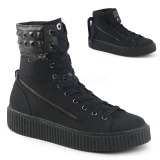 Lona 4 cm SNEEKER-270 Zapatos sneakers creepers hombres