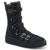 Lona 4 cm SNEEKER-318 Zapatos sneakers creepers hombres