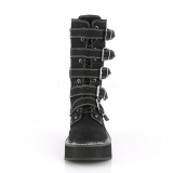 Lona 5 cm EMILY-341 botas demonia plataforma