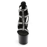 Negro 18 cm ADORE-798 Zapatos de tacón altos mujer