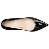 Negro Charol 10 cm CLASSIQUE-20 Zapatos de Salón para Hombres
