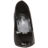 Negro Charol 10 cm DREAM-420 zapatos de salón tacón alto