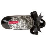 Negro Charol 14,5 cm Burlesque TEEZE-12 Zapatos de tacón altos mujer