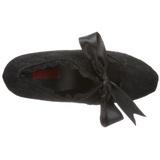 Negros 13 cm DEMON-11 calzados góticos lolita