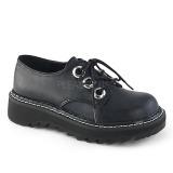 Negros 3 cm DEMONIA LILITH-99 zapatos plataforma góticos