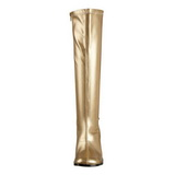 Oro Mate 7,5 cm Funtasma GOGO-300 Botas Media Mujer