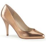 Oro Rosa 10 cm VANITY-420 Zapatos de Salón para Hombres