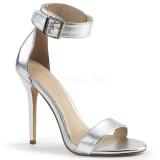 Plata 13 cm AMUSE-10 Zapatos para travestis
