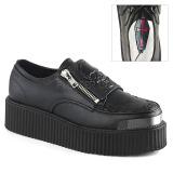 Polipiel 5 cm V-CREEPER-510 Zapatos de creepers hombres