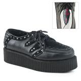 Polipiel 5 cm V-CREEPER-535 Zapatos de Creepers Hombres Plataforma