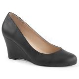 Polipiel 7,5 cm KIMBERLY-08 zapatos de salón tallas grandes