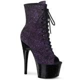 Purpura purpurina 18 cm ADORE-1021MBG botines de pole dance