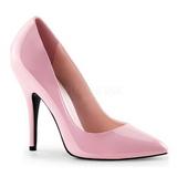 Rosa Charol 13 cm SEDUCE-420 Zapatos de Salón para Hombres