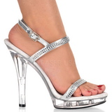 Transparente 13 cm LIP-117 Zapatos de tacón altos mujer