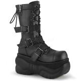 Vegano 10 cm BOXER-230 botas demonia - botas de cyberpunk unisex