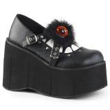 Vegano 11,5 cm Demonia KERA-11 zapatos lolita plataforma