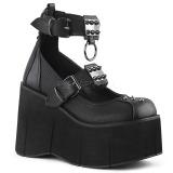 Vegano 11,5 cm Demonia KERA-12 zapatos lolita plataforma