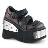 Vegano 11,5 cm Demonia KERA-13 zapatos lolita plataforma