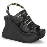 Vegano 11,5 cm Demonia PACE-33 zapatos plataforma lolita